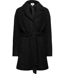 byaluna jacket - ulljacka jacka svart b.young