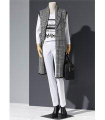 pantaloni comodi elasticizzati (bianco) - bpc selection