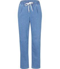 jeans termici con cinta comoda (blu) - bpc bonprix collection