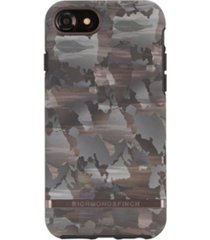 richmond & finch camouflage case for iphone 6/6s, 7 and 8