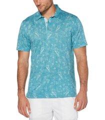 cubavera men's tucan polo shirt