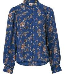 blus hadley ls blouse paisley jacob
