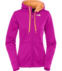 buzo mujer fave full zip hoodie the north face