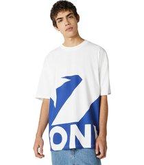 converse camiseta de manga corta star chevron icon remix