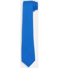 corbata pala ancha de seda para hombre 99403