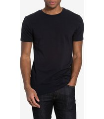 bread & boxers crew neck t-shirt t-shirts & linnen dark navy