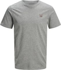 jack & jones men's logo t-shirt