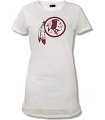 vestido new era basico washington redskins branco