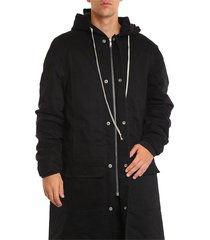 cargo pocket coat