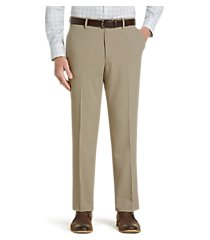 1905 collection tailored fit casual pants clearance by jos. a. bank