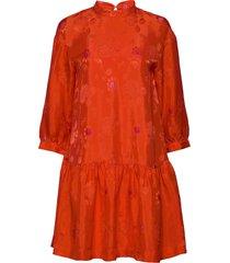 angelica korte jurk rood baum und pferdgarten