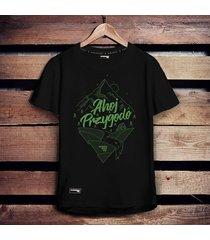 koszulka męska ahoj przygodo czarna