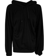 burberry drawstring hoodie