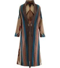 jessie western blanket coat