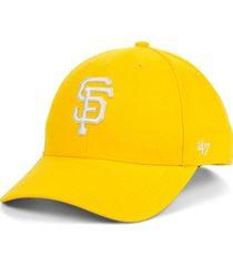'47 brand san francisco giants brights mvp cap