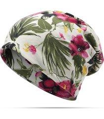 cappello da donna in cotone elastico con cappuccio vogue casual luxury beanies cap