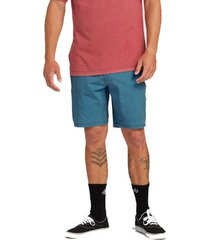 korte broek volcom volcon faded hybrid shorts