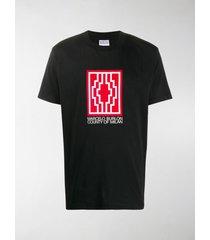 marcelo burlon county of milan cross-print t-shirt