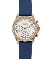 reloj guess fleurette gw0240l1 - multicolor