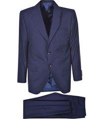 kiton single breasted suit