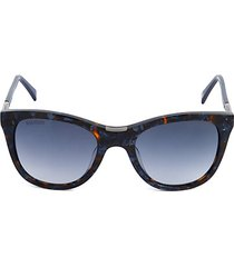 56mm modified cat eye sunglasses