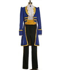adult beast costume beauty and beast prince adam cosplay outfit full set
