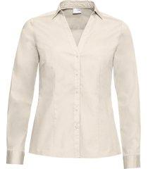 camicia elasticizzata (beige) - bodyflirt