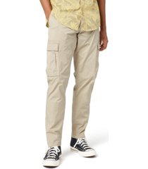 dockers men's alpha tapered-fit smart 360 tech stretch cargo pants