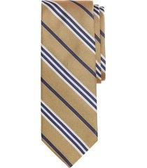 corbata textured bb#1 stripe dorado brooks brothers