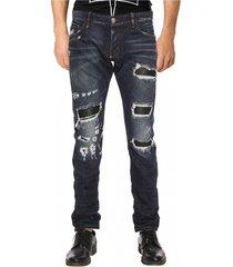 jeans straight stretch morov