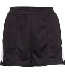 high waist side panel shorts shorts sport shorts svart ivyrevel