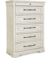 trisha yearwood homecoming bedroom chest