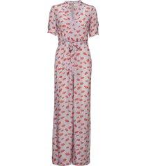 delicate jumpsuit jumpsuit roze by ti mo