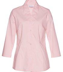 camicetta con colletto alla coreana (rosa) - bpc selection