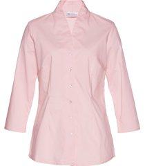 camicetta con colletto dritto (rosa) - bpc selection