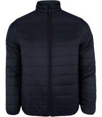 jaqueta impermeável oxer pad water repelent - masculina - preto