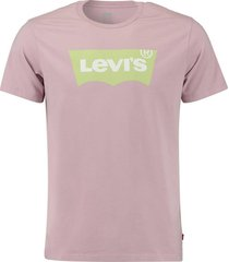 t-shirt graphic paars