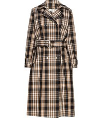 jojoiw coat trench coat rock inwear