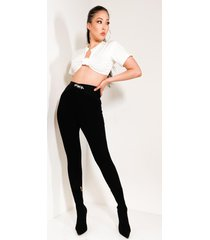 akira nothing compares to you high rise leggings