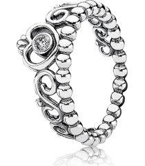 women's pandora my princess tiara ring