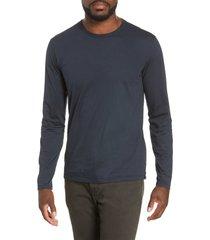 men's rag & bone classic base slim fit t-shirt, size xx-large - blue