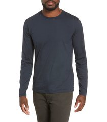 men's rag & bone classic base slim fit t-shirt, size xx-large - blue