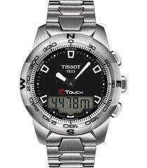 reloj tissot touch ii t047,420,11,051,00 hombre
