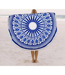 summer-women-round-beach-towel-yoga-mat-sunblock-bikini-cover-up-blanket-microfi