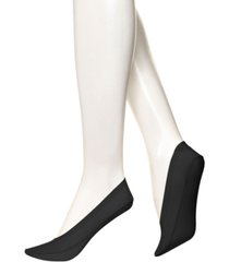 hue women's perfect edge liner socks u12763