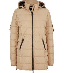 giacca trapuntata leggera regolabile (beige) - bpc bonprix collection
