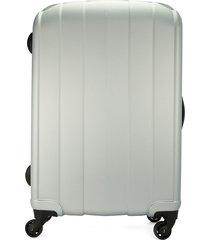 maleta gris-negro colore maleta viajera