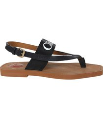 logo thong sandal