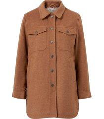 skjortjacka stella shirt jacket