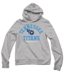 authentic apparel men's tennessee titans established hoodie